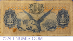 Image #2 of 1 Peso 1964 (12. X.)