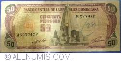 Imaginea #1 a 50 Pesos Oro 1991