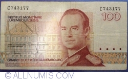 Image #1 of 100 Francs ND(1986)