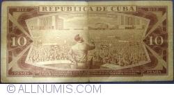 10 Pesos 1984