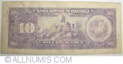 Imaginea #2 a 10 Bolivares 1990 (31. V.)