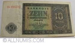 Image #1 of 10 Deutsche Mark 1948