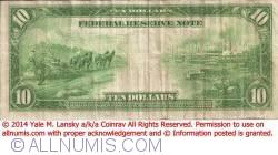 10 Dollar 1914 - A (Boston)