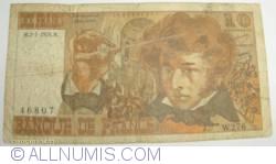 Image #1 of 10 Francs 1976 (2. I.)