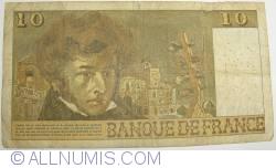 Image #2 of 10 Francs 1976 (2. I.)