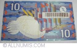 Image #2 of 10 Gulden 1997 (1. VII.)