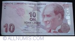 Image #1 of 10 Lira 2009 (2012)