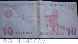 Image #2 of 10 Lira 2009 (2012)