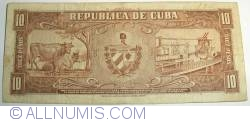 Image #2 of 10 Pesos 1956