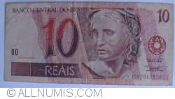 Image #1 of 10 Reais ND(1997 - 2010)