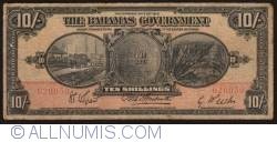 Image #1 of 10 Shillings L.1919