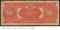 Image #2 of 10 Shillings L.1919