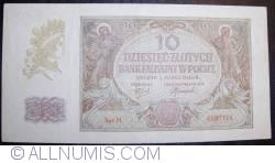 Image #1 of 10 Zlotych 1940 (1. III.) - 2