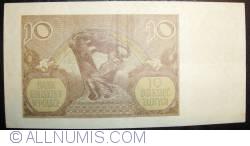 Image #2 of 10 Zlotych 1940 (1. III.) - 2