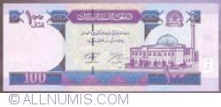 Image #1 of 100 Afghanis 2002  (SH 1381 - ١٣٨١)