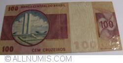 Imaginea #2 a 100 Cruzeiros ND(1974)
