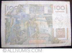 Image #2 of 100 Francs 1953 (4. VI.)