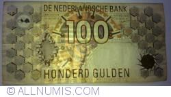 Imaginea #1 a 100 Gulden 1992 (9. I.)