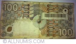 Imaginea #2 a 100 Gulden 1992 (9. I.)