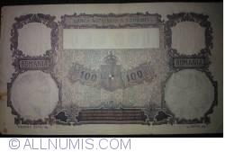 100 Lei  1910 (14. I.)