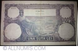 100 Lei 1910 (20. V)