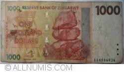 Imaginea #1 a 1000 Dolari 2007