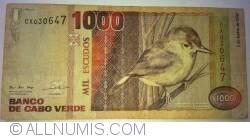 Image #1 of 1000 Escudos 1992 (5. VI.)