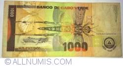 Image #2 of 1000 Escudos 1992 (5. VI.)