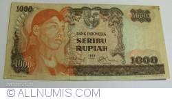 Image #1 of 1000 Rupiah 1968
