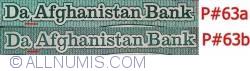 10000 Afghanis 1993 (SH 1372 - ١٣٧٢)