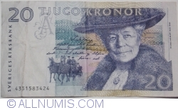 Image #1 of 20 Kronor (199)4