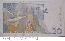 Image #2 of 20 Kronor (199)4