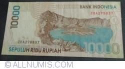 Image #2 of 10 000 Rupiah 1998/2003