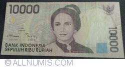 Image #1 of 10 000 Rupiah 1998/2003