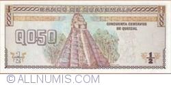 Imaginea #2 a 1/2 Quetzal 1993 (27. X.)