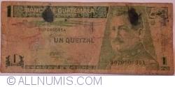 Image #1 of 1 Quetzal 1995 (6. IX.)
