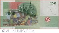 Image #1 of 2000 Francs 2005