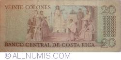 20 Colones 1983 (7. IV.)