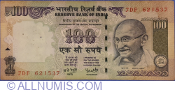 Image #1 of 100 Rupees 2006