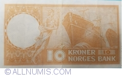 Image #2 of 10 Kroner 1971