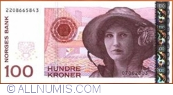 Imaginea #1 a 100 Kroner 2003