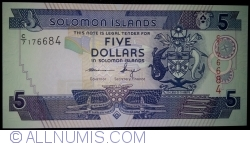 Image #1 of 5 Dollars ND (2006) - 2
