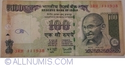 Image #1 of 100 Rupees 2007