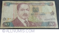 Imaginea #1 a 50 Shillingi 2000 (1. VII.)