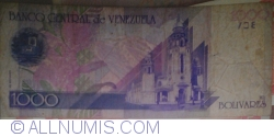 1000 Bolivares 1998 (10. IX.)