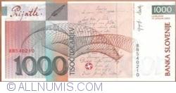 1000 Tolarjev 2003 (15. I.)