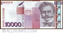 10.000 Tolarjev 2004 (15. I.)