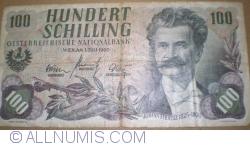 Image #1 of 100 Schilling 1960 (1. VII.)