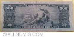 500 Cruzeiros ND (1962)
