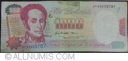 Imaginea #1 a 1000 Bolivares  1998 (5. II.)